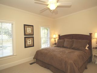 Isle of Palms house photo - 1st floor King Bedroom with Private bath