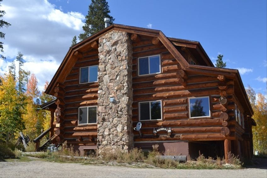 Perfect for and under 1 roof family vrbo for Loveland co cabin rentals
