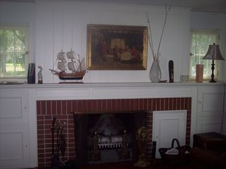 Minnetonka house photo - Fireplace