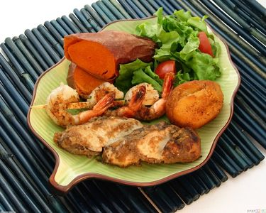 Free 1 Dinner by one of the best Cook in Jamaica prepared in your villa