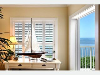 Key West condo photo - A sitting alcove off the living room...