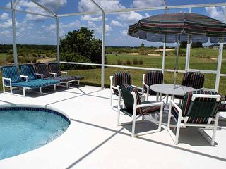Highlands Reserve villa photo - Ample Deck Seating / Loungers For A Large Family