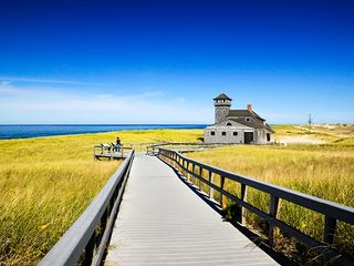 Truro house photo - National Seashore