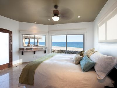 Beachfront  bedroom suite