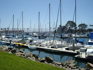 Oceanside condo photo - Oceanside Marina - 300 meters from condo!