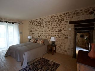 Monteleone di Spoleto villa photo - One of the 9 ensuite bedrooms