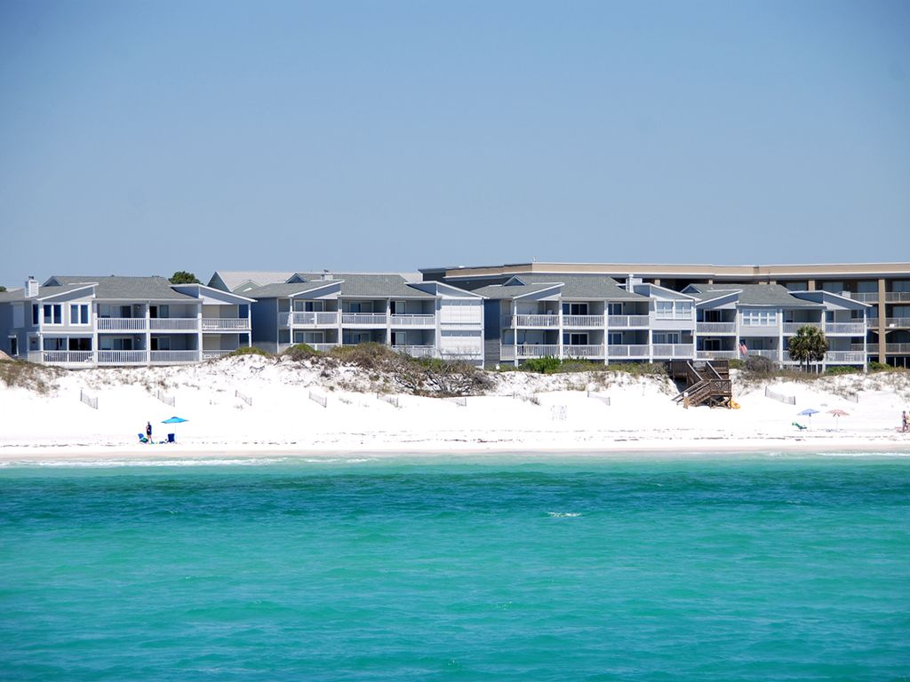 Seahaunts 3a 30a beachfront beautiful vrbo for House of blueprints santa rosa beach
