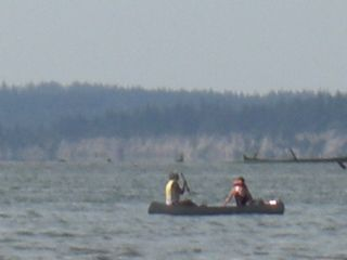 Warm Beach house photo - Canoeing on Port Susan