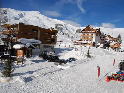 LA TOUSSUIRE, FAMILY SKI RESORT IN THE HEART OF SYBELLES