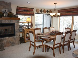 Breckenridge condo photo - Dining Area