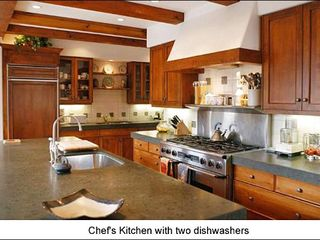 Ketchum house photo - Chef's Kitchen with Dacor Professional Stove