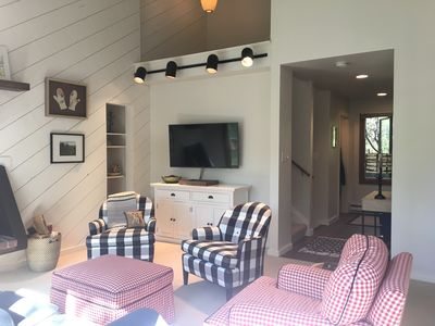 Charming and bright East Vail townhome minutes from Vail Village