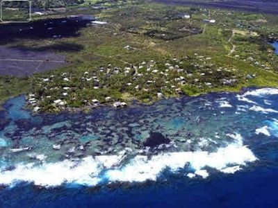 Vacationland and amazing tidepools from the sky. This is snorkeling heaven!
