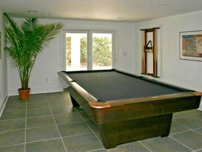 Barnegat Light house rental - Pool Table