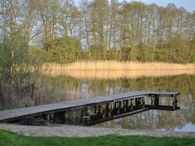 Landhaus am See in the Uckermark for groups up to 12 people