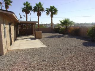 Lake Havasu City house photo - Back Yard 2
