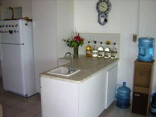 St. Croix house photo - Wet bar and water cooler