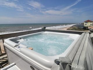 Surf City house photo - Hot Tub