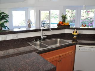 Princeville house photo - Fully equipped kitchen any cook would enjoy