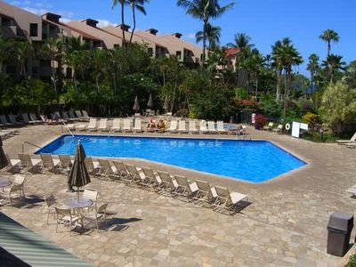 Kamaole Sands Swimming Pool