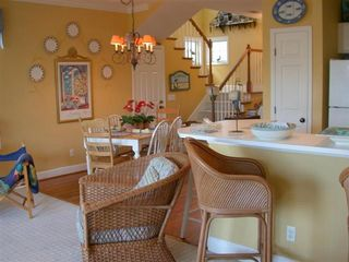 Fripp Island house photo - The property is beautifully decorated