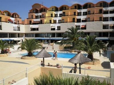 Apartment Gruissan, 2 rooms, 6 people