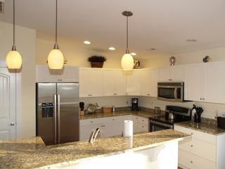 Oak Island house photo - Kitchen, stainless, granite, Everything you need for the Gourmet.....