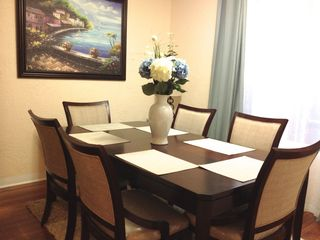 Balboa Peninsula house photo - Dining room with seating for 6