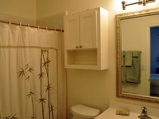 South Padre Island condo photo - Master bathroom