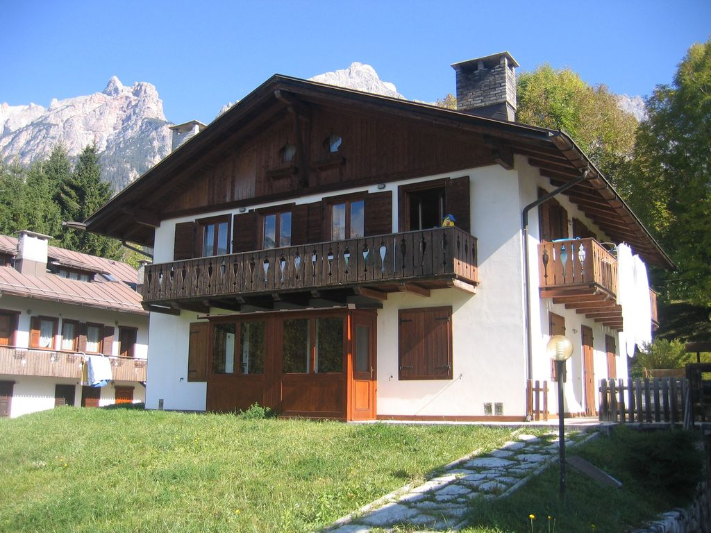 Holiday house, 89 square meters