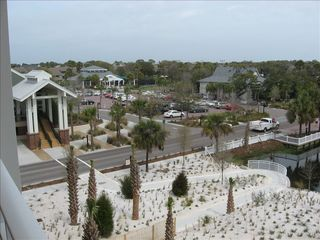 Isle of Palms condo photo - View off Balcony