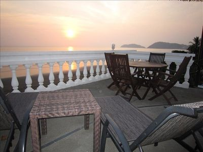 Jaco condo rental - enjoy the privacy and stunning views