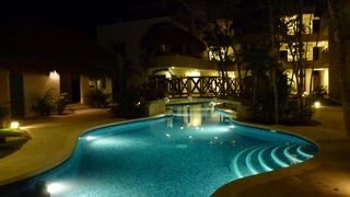 Tulum condo photo - This is luxury living with probably the best pool in Tulum.