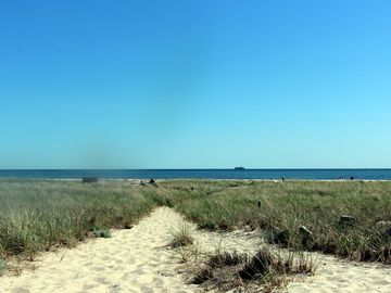 Provincetown house rental - Deeded beach access directly across the street.