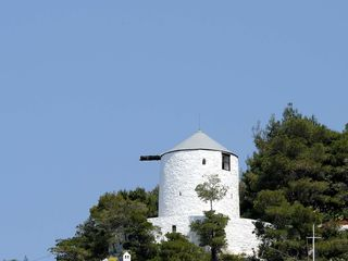 Hydra Island house photo - Windmill Hydra Greece