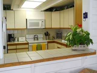 Bodega Bay house photo - Large fully equiped kitchen