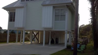 Carolina Beach condo rental - Exterior