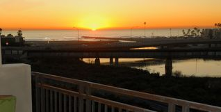 Oceanside condo photo - Sunset from Balcony