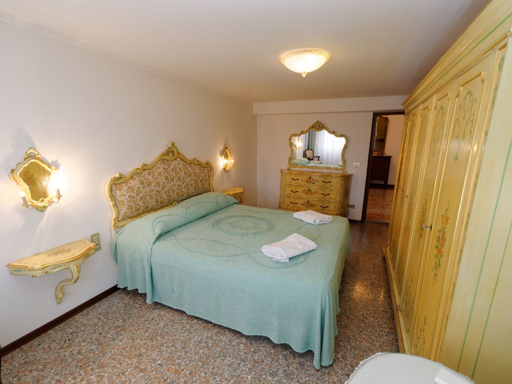 Holiday apartment, 100 square meters , Giudecca, Italy