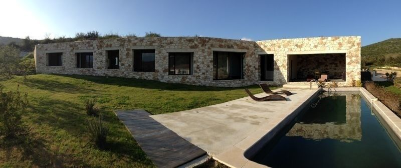 Quiet air-conditioned accommodation, 160 square meters