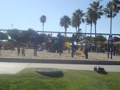 Wonderful playgrounds