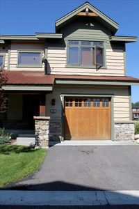 Big Sky townhome rental - Front of House