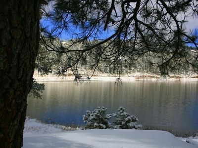 Alto Lake - +/- 300 Yards From Cabin