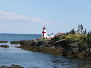 Perry cottage photo - East Quoddy Head Light on Campabello offers fantastic whale watching!