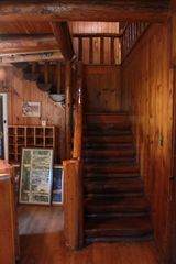 Lake Wallenpaupack lodge photo - Lake house interior