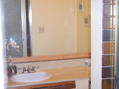 second 3/4 bathroom
