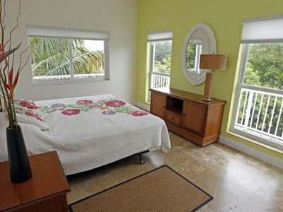 the tropical key lime room