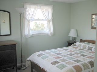 Chappaquiddick house photo - Downstairs Bedroom #1 Twin