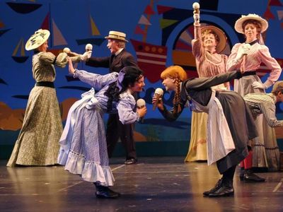 Anne of Green Gables musical - a must see