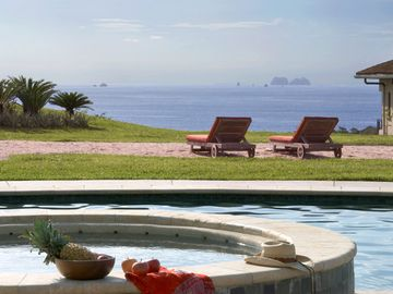 The Hot Tub, Pool, and Ocean View Below! What More Do You Need?